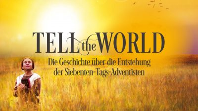 "Film ""Tell the World"": deutschsprachige TV-Premiere"