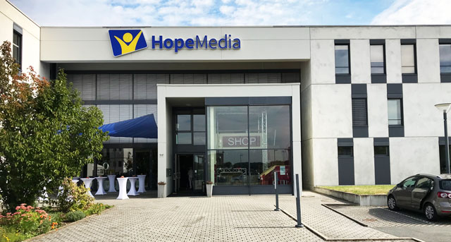 Sendezentrum HopeTV