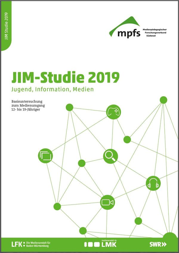 Cover JIM-Studie 2019