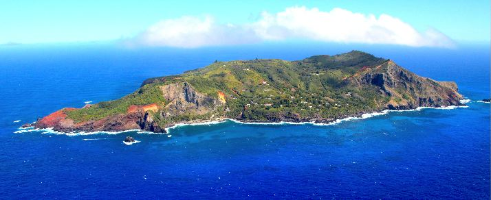 PITCAIRN INSEL