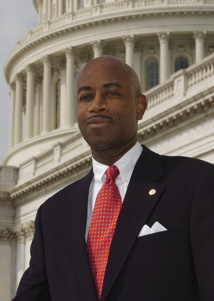 Senatskaplan Barry C. Black: